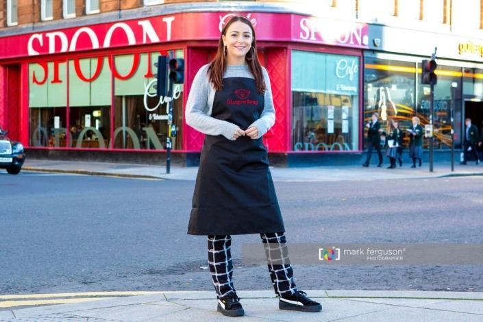 Jayd Johnson Glasgow Soup